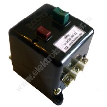 Выключатель АП 50-3МТ У3  6,3А