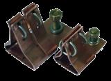 Держатели для предохранителей ПН-2 400А (медь)