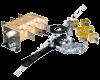 Рубильник ВР-32-37 В 31250 400A