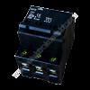 Выключатель ВА-4729 C, D 3п 6-25А